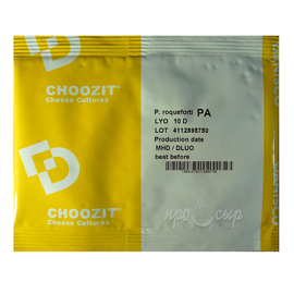 Плесень Penicillium Roqueforti CHOOZIT LYO 10 D - подвид PA