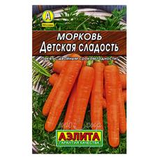 Семена Морковь Детская сладость