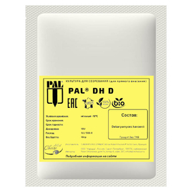 Дрожжи для сыра Standa DH D 10U (на 5 тонн молока)