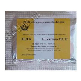 Термофильная закваска для сыра БК-Углич-МСТт